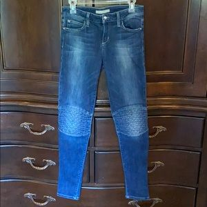 Joe's Jeans moto skinny